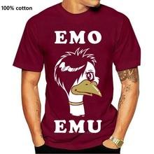 Maglietta moda uomo t-shirt bioshick Emo camicie divertenti