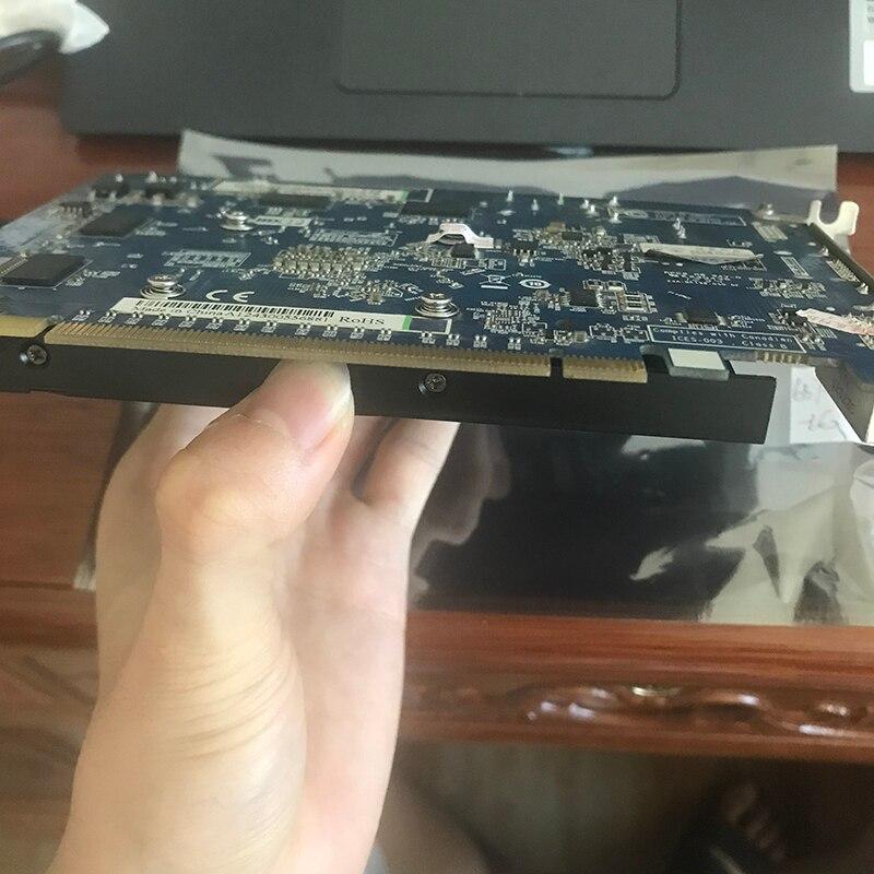 Видеокарты SAPPHIRE HD 6570 2 Гб GDDR3 для AMD, графическая карта GPU Radeon HD6570, офисный компьютер для AMD карты HDMI, б/у оригинал-3