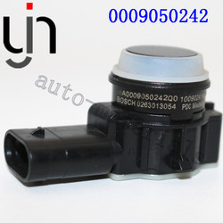 4 pces sensor de estacionamento de alta qualidade sensor de controle de distância detector de carro a0009050342 0009050342 para a-class b-classe sl glk