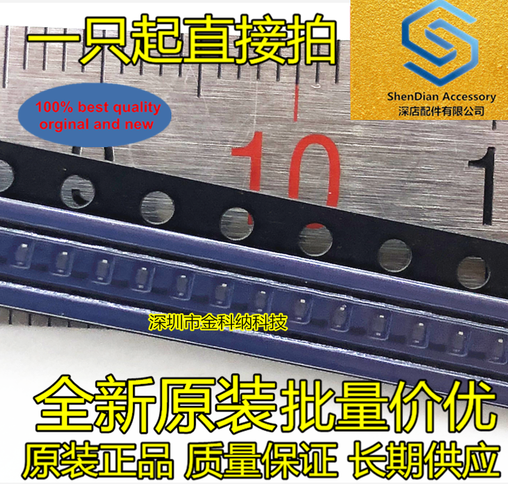 30pcs 100% Orignal New ESD9X5.0ST5G SOD923 ESD9X5VD-2 --- TR Power Regulator IC In Stock