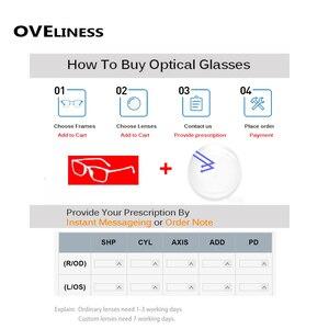 Image 5 - Gafas de sol magnéticas polarizadas con Clip para hombre y mujer, anteojos con montura óptica graduada para miopía, 2020