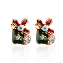 2020 Limited New Arrival Oorbellen Pendientes Edition Lovely Christmas Boots Earring Jewelry Gifts Earrings Women 2019 real time limited aretes tassel earrings oorbellen european and american christmas jewelry lovely for apple long ear
