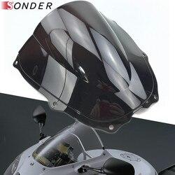 Windscreen Windshield Wind Screen For Honda RVT1000R VTR1000 SP1 SP2 RC51 2000-2006 2001 2002 2003 2004 2005 RVT VTR 1000 1000SP