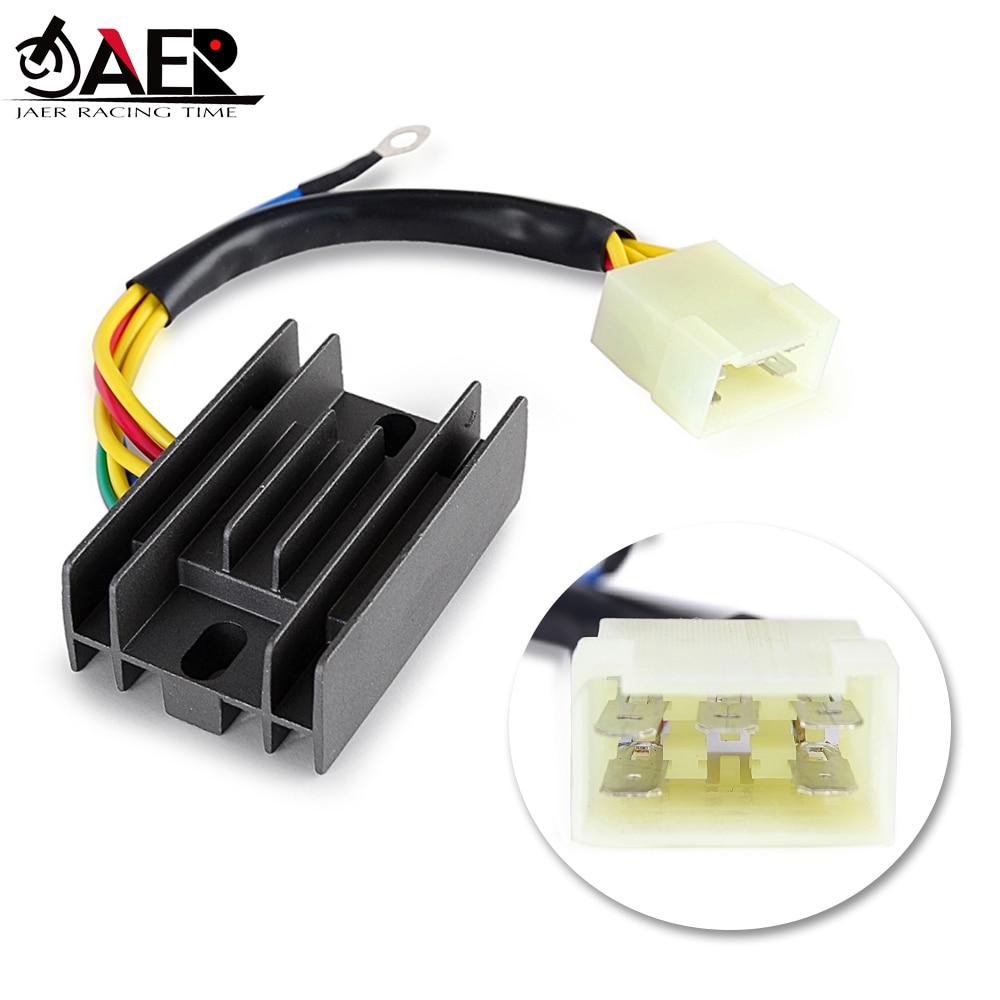 JAER Voltage Regulator Rectifier for Aprilia RS125 RX125 SX125 RS250 RS MX ETX Classic RX SX 125 Pegaso 600 650 AP8112434