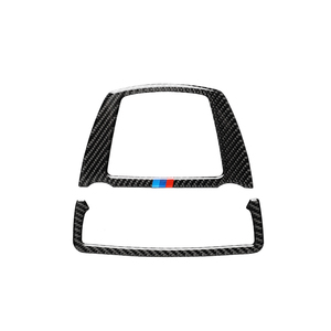 Image 4 - For Bmw F10 F25 X3 F26 X4 5 Series 11 17 5GT F07 10 17 Carbon Fiber Car Reading Light Cover Sticker Decorative Decal Accessories