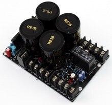 KYYSLB AC двойной 34 в 500 Вт 12 А, источник питания, фильтр плата выпрямителя, защитная плата для динамика