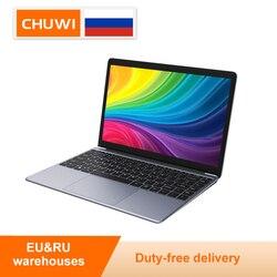 CHUWI Original HeroBook Pro 14.1Inch Laptop Windows 10 Intel Gemini lake N4000 Dual core 8GB RAM 256GB SSD Full Layout Keyboard