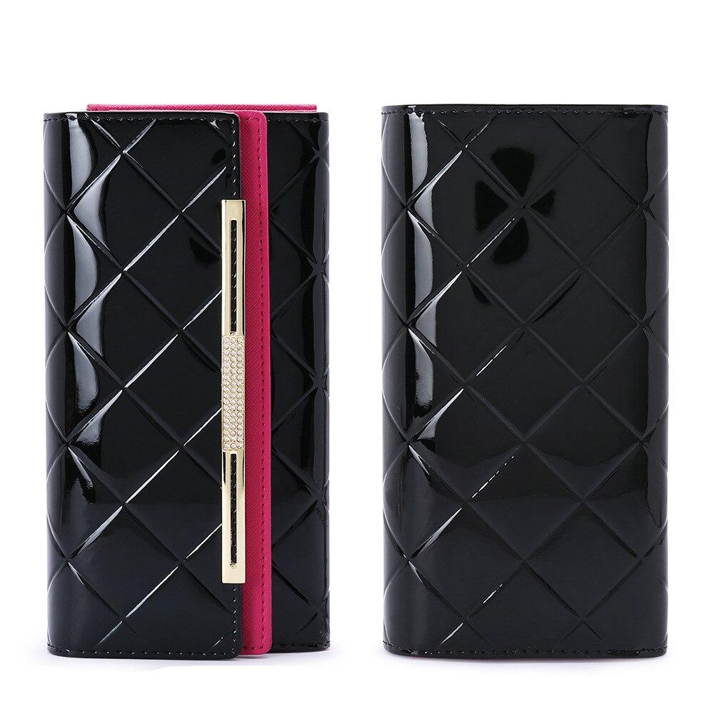 Wallet Female Women's Wallet Snap Coin Purse Phone Bag Bow Multi-card Bit Card Holder Purse Women Luxury bag
