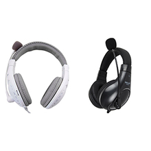 Salar A566 3.5mm Earphone Gaming Headset Headphone with Microphone Mic PC Game Stereo Gaming Headphone for Computer