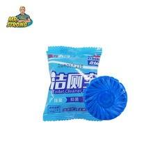 50 г/пакет автоматический промывной синие пузыри для унитаза