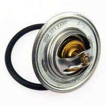 цена на OEM Coolant 87 Degree Thermostat For For VW Golf Jetta Volkswagen Bora Beetle Passat Seat Leon Skoda A3 A4 A6 050 121 113 H