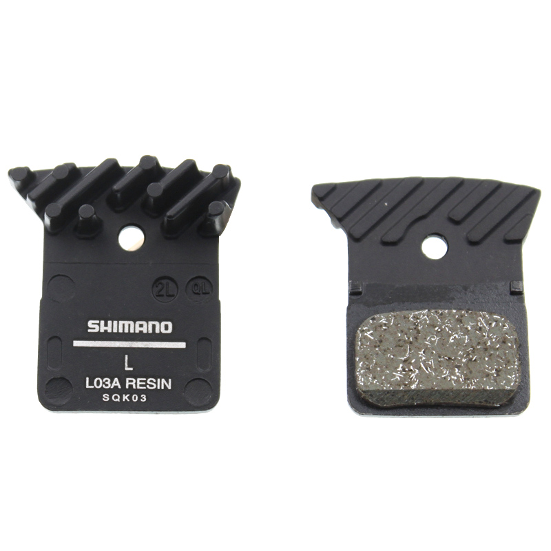 SHIMANO L02A Resin Disc Brake Ice-Tech Fin Pads fits BR-R9170//R8070//R7070//RS805