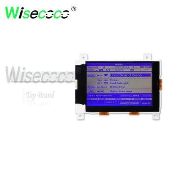 wisecoco original  PSR S500 S550 S650 mm6 DGX630 DGX640 LCD Screen for piano display free shipping original lcd screen replacememt for chuwi hi10 cw1526 lcd screen display free shipping