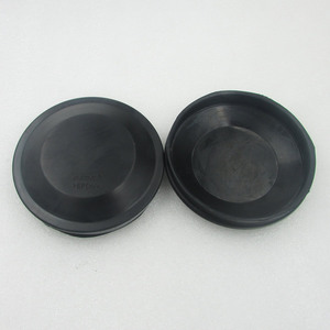 Image 5 - For Skoda Octavia  Headlight Back Cover Dust proof Waterproof Cover Headlamp Dust cover Rubber Cover 102mm