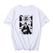 Women T-shirt 2020 Summer Cool Fashion Naruto Akatsuki Logo Top Harajuku Streetw