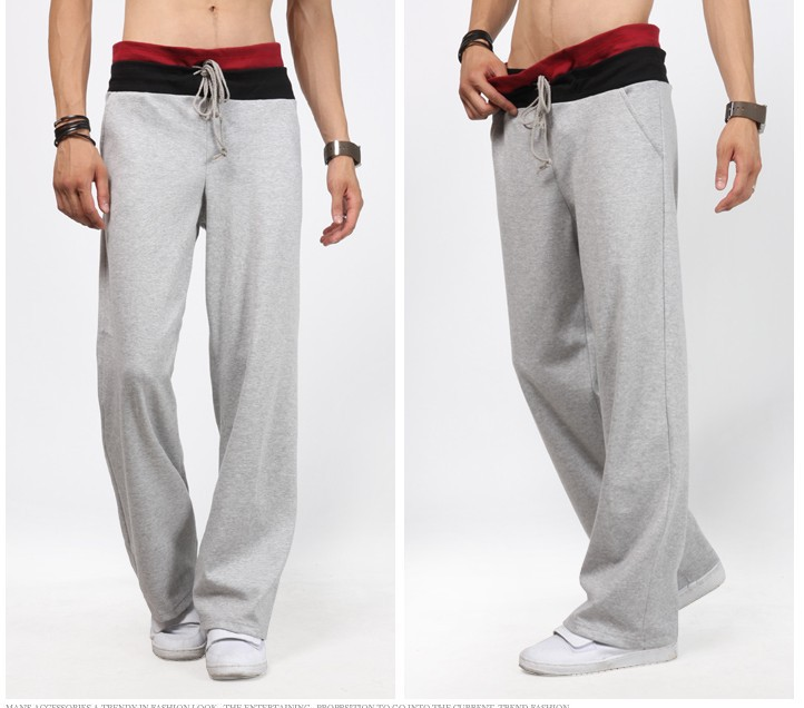 Supply Of Goods Activity Amount Of Running-Casual Pants Men's
