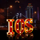 LED Marquee Letter L...