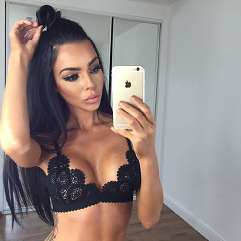2018 New Womens Sexy Lingerie Set Hot Erotic Push Up Lace Open Bras Bralette Floral Women Underwear Set Sex Clothes