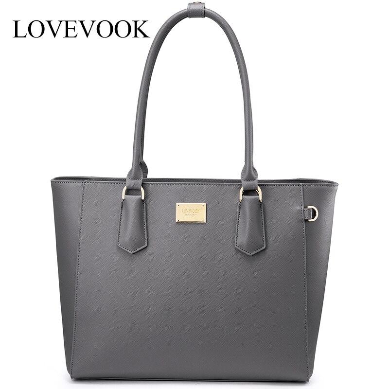 Women Handbag Laptop-Bags LOVEVOOK School-Messsenger/crossbody-Bags Large Ladies