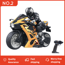 Stunt Motorbike-Toys Remote-Control Dirft for Boys Children 1/8 Car-Toy Buggy Racing