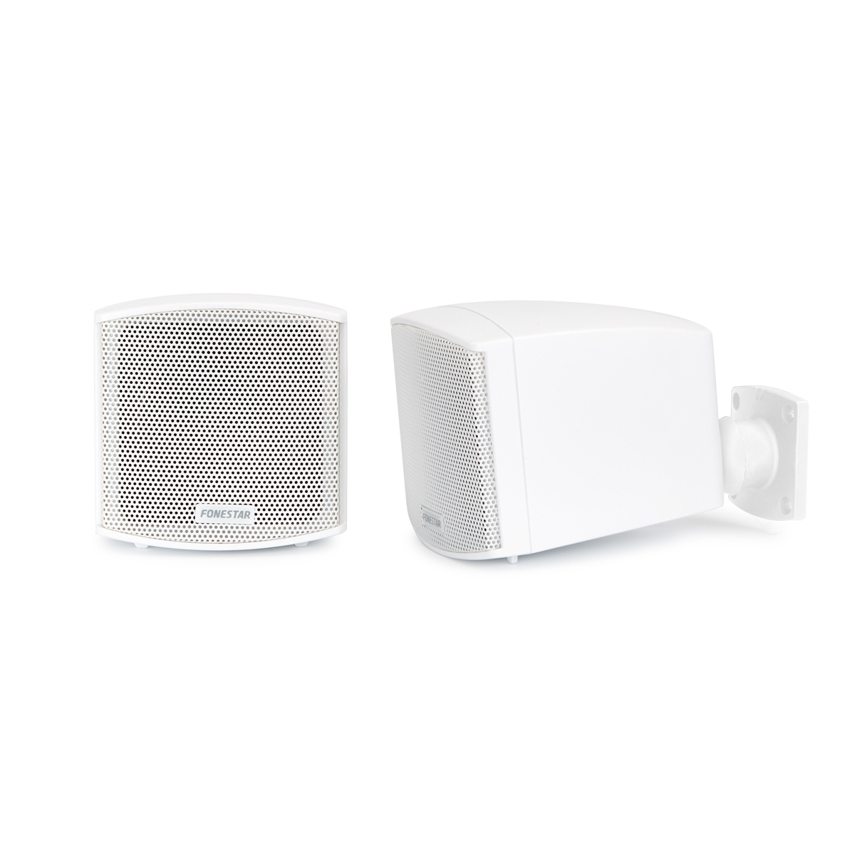 Couple's Baffles Fonestar CUBE-62B Low Impedance, Ideal Public Address System, Power 25 W Max, Tenderness 88 DB, Colo