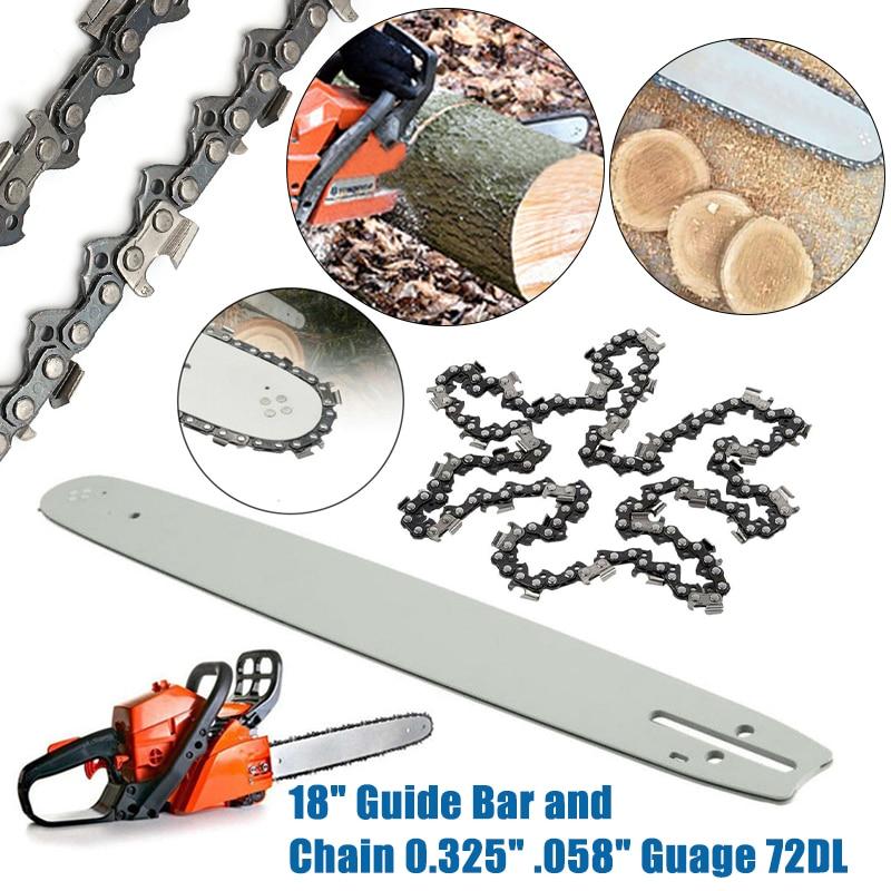 Chainsaw Chain Guide Bar Teeth Sharpener Logging Saw Woods KFor 62CC 58CC 52CC Tarus Timbertech Electric Saw Grinder Portable