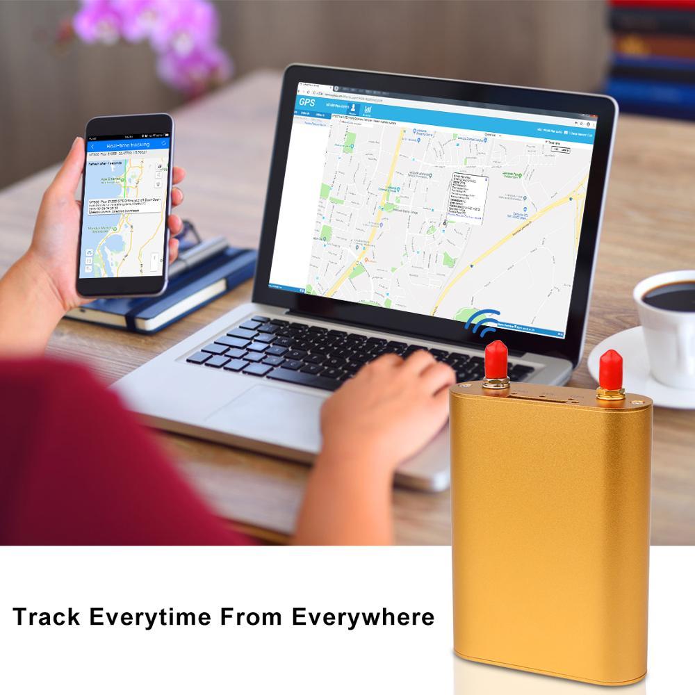 GPS Per Auto Tracker Vehicle Tracker 3G 4G GPS Tracker Per Auto Localizzatore Chilometraggio Rapporto in tempo Reale Più di velocità di Trasporto Web APP Localizzatore GPS - 3