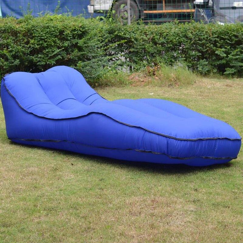 Sofá De Aire Inflable Natación Flotador Mat Agua Hamaca piscina dormir colchón de la cama