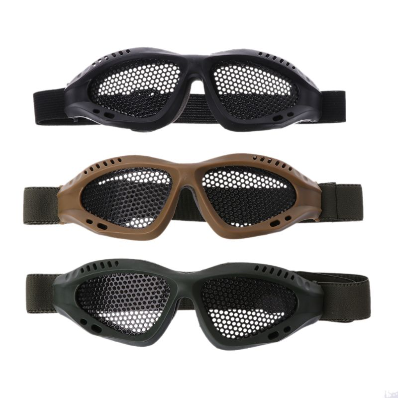 Adjustable Safety Glasses Goggles Outdoor Protective Eyewear For Nerf Gun Game Accessories Kids Toy Q6PD