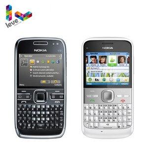 Разблокированный оригинальный Восстановленный Мобильный телефон Nokia E72 мобильный телефон 3G Wifi 5 Мп с поддержкой нескольких языков без клави...