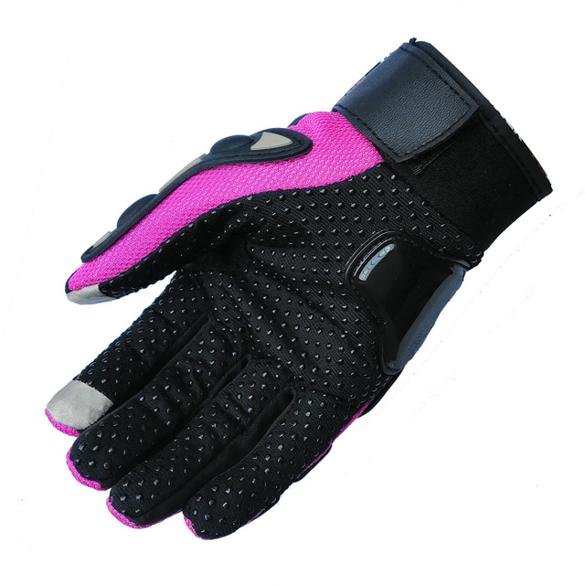 PRO Biker Motorcycle Gloves Moto Luva Motocross Breathable Racing Gloves Motorbike Bicycle cycling Riding Glove For  Men Women 2