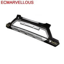 tuning Car Rear Diffuser Front Lip Mouldings Upgraded Exterior Styling Modified Bumpers protector FOR Chevrolet Traxes