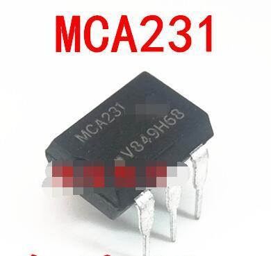 100%new   Free shipping MCA231 DIP 6