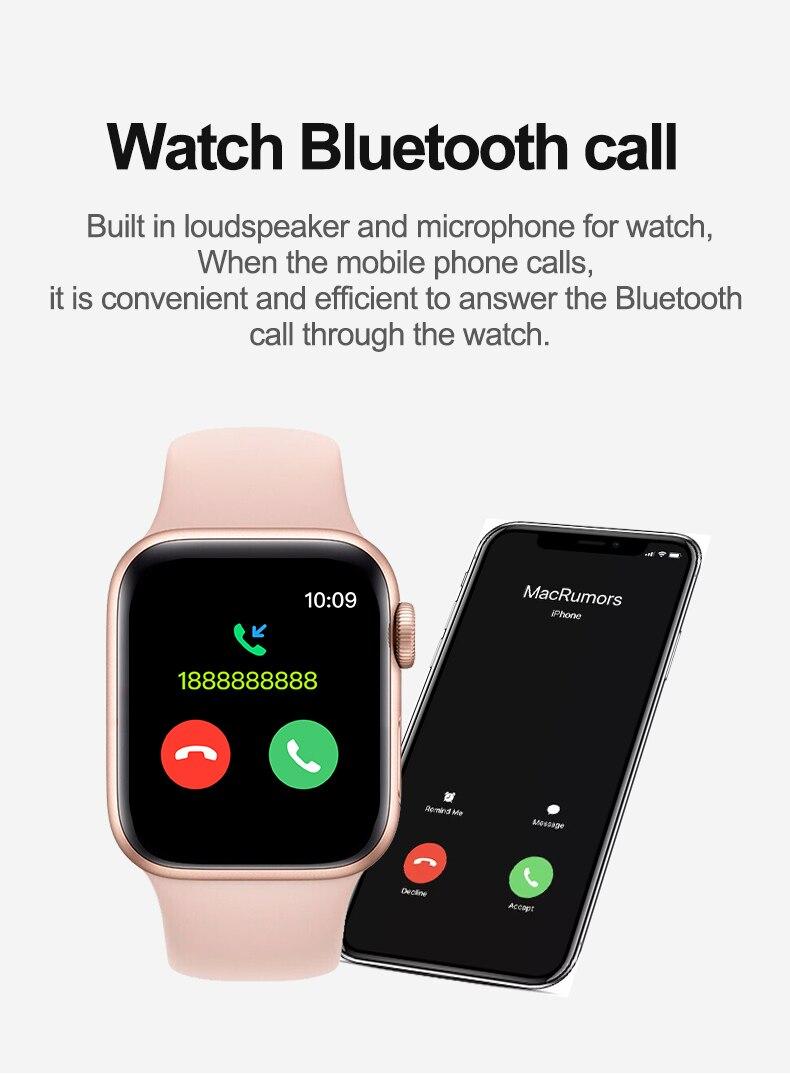 U78 Plus Smartwatch Series 5 7