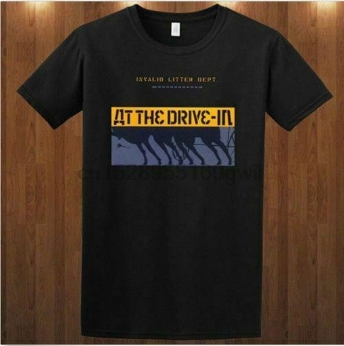 Panic At the Disco American Music Band Cool Rétro Vintage Unisexe T Shirt B203