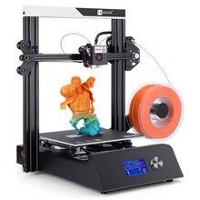 3D принтер JGAURORA, принтер JGMaker для самостоятельной сборки, поддержка большого размера, возобновление печати при сбоях питания, JGMaker