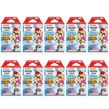 New Fujifilm Instax Mini 9 8 Film Toy Story 3 Inch for Polaroid 9 8 7s 7c 90 25 70 Instant Camera Share SP 1 SP 2 Liplay Printer