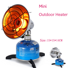 portable gas heater Home indoor outdoor garden camping gas heater  heating gas heater Winter camping  fishing mini heater цена и фото