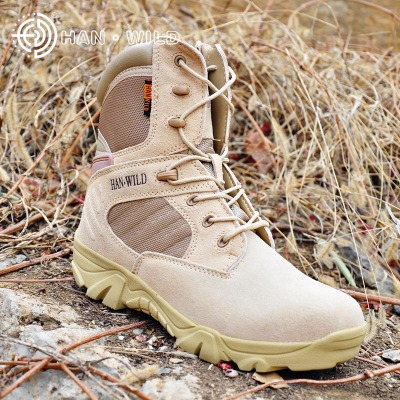 Combat Boots Desert Boots Combat Boots Special Forces For Combat Boots Side Zipper 511 Combat Boots Hight-top Tactical Shoes