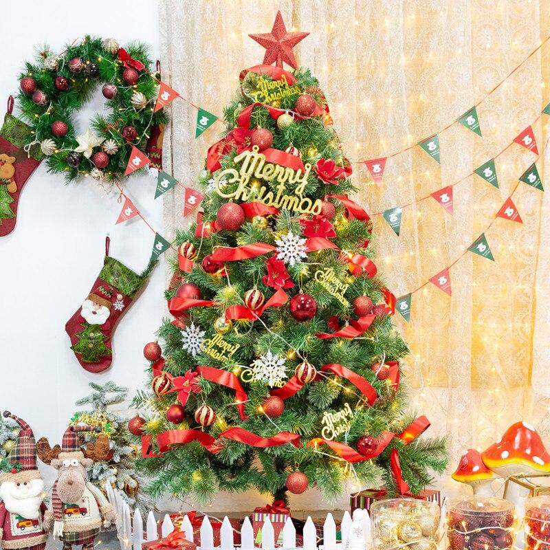 LBSISI Life Рождественская пластиковая елка Премиум искусственная Рождественская Елка белая елка искусство Navidad Рождественское украшение дерево 4 фута/5 футов/6 футов|Деревья|   | АлиЭкспресс