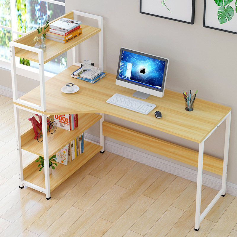 On Behalf Of Computer Table Minimalist Modern Writing Desk Student Household Desktop Desk Simplicity Multi-functional Office