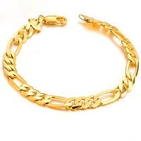 OPK fashion Magnetic Hematite COPPER BRACELET men's high grade gold bracelet