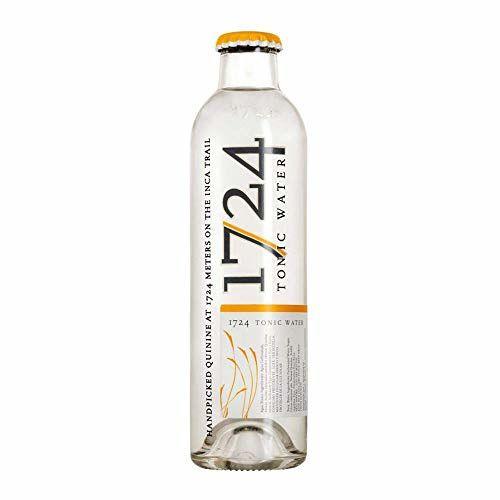 TONIC Acqua Tonica 1724 200 Ml (x12 Bottiglie)