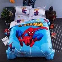 Disney Baby Bedding Set Fighting Spiderman Superman Avengers