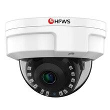 HFWS 5MP H.265 Surveillance IP POE Camera PTZ  Indoor Dome Audio VandalProof IPC P2P Onvif Video CCTV Security Surveillance