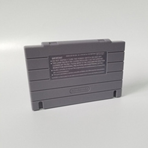 Image 2 - Secret of Evermore   RPG Game Card US Version English Language Battery Save