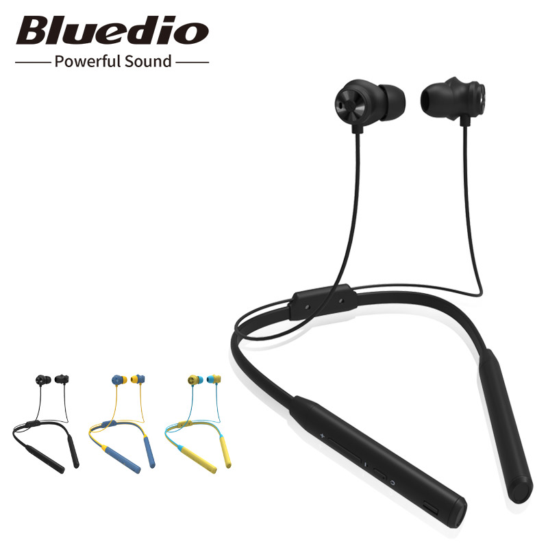 Bluedio TN2 Sports Bluetooth earphone with active noise cancelling /Wireless Headset  for phones and music-in Phone Earphones & Headphones from Consumer Electronics on AliExpress - 11.11_Double 11_Singles' Day