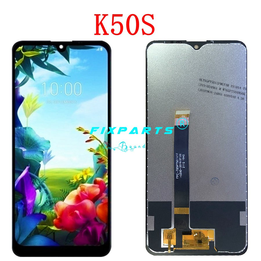 LG K50S LCD Touch Screen