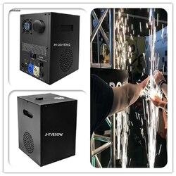 600W dj flamme brunnen feuerwerk vertikale kalten funken maschine beliebte bühne effekt beleuchtung maschine 600w leistungsstarke helle sicher