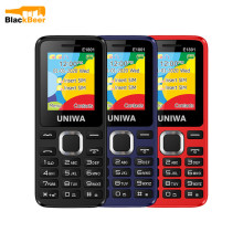 UNIWA E1801 2G GSM 1.77 Inch Feature Phone 800mAh Cellphone Wireless FM Radio Te